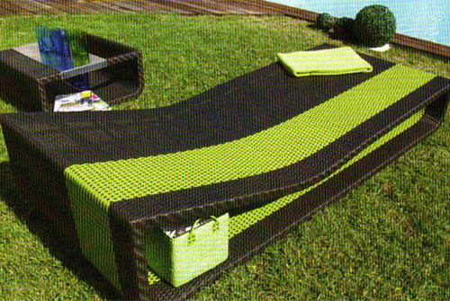 lit de jardin pour vos sietes au soleil